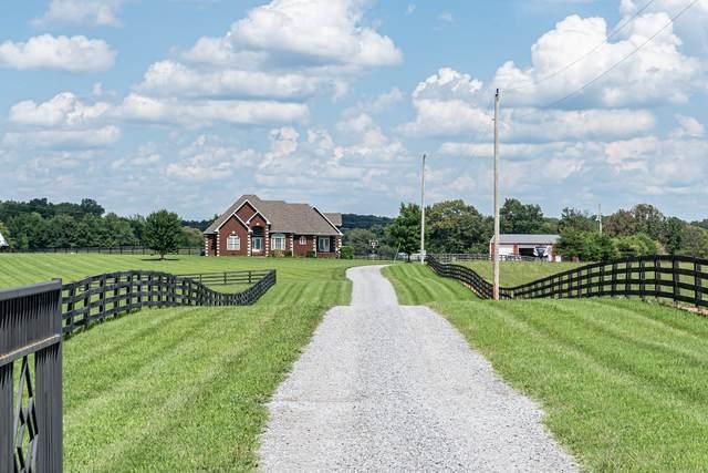 302 Lee Rd, Cottontown, TN 37048 (MLS #RTC2179925) :: Village Real Estate