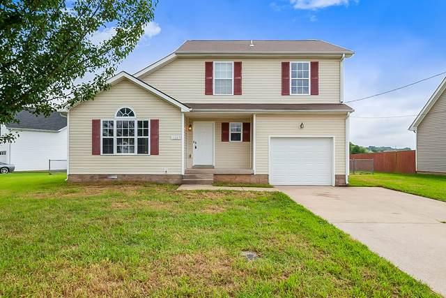 1269 Archwood Dr, Clarksville, TN 37042 (MLS #RTC2179939) :: Five Doors Network