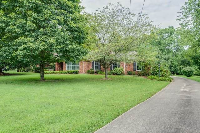 8008 Knoll Ct, Brentwood, TN 37027 (MLS #RTC2179949) :: Exit Realty Music City