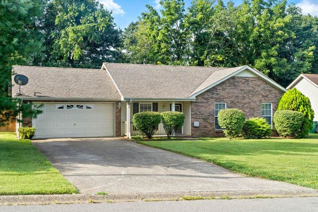 1376 Archer Pl, Clarksville, TN 37043 (MLS #RTC2179996) :: John Jones Real Estate LLC