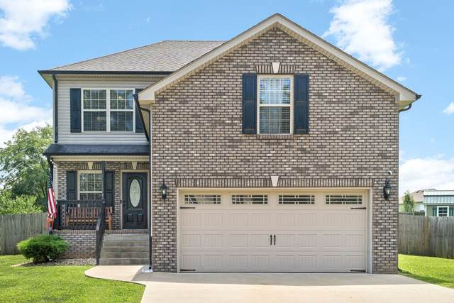 1864 Jackie Lorraine Dr, Clarksville, TN 37042 (MLS #RTC2180001) :: John Jones Real Estate LLC