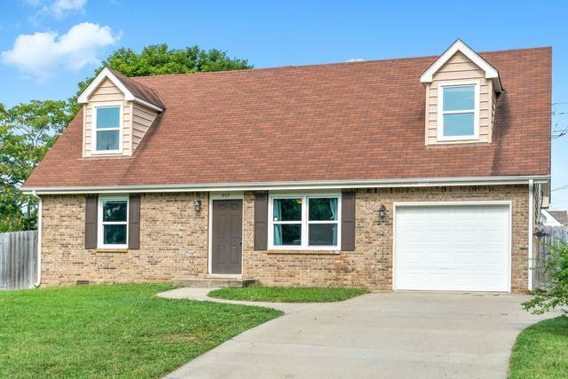 802 Dillon Dr, Clarksville, TN 37042 (MLS #RTC2180043) :: John Jones Real Estate LLC