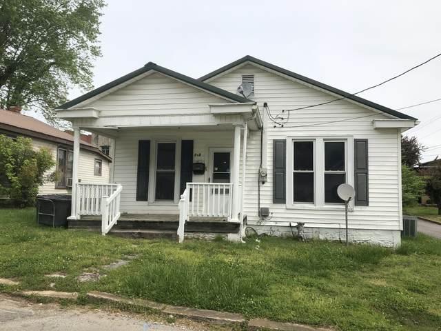 105 Briggs St, Centerville, TN 37033 (MLS #RTC2180055) :: RE/MAX Homes And Estates