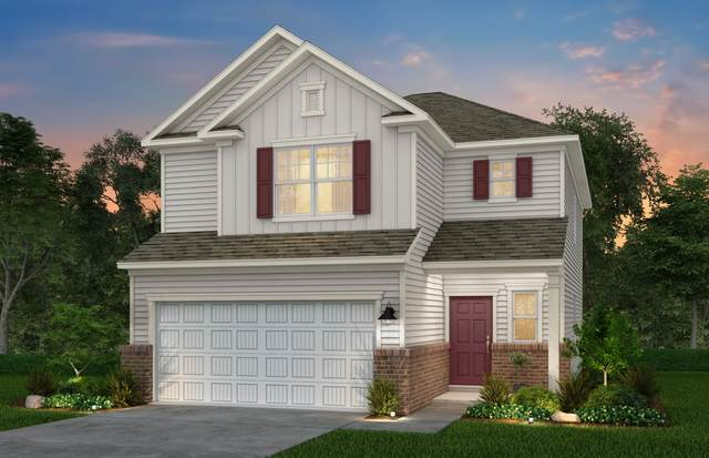 2016 Sercy Dr, Spring Hill, TN 37174 (MLS #RTC2180083) :: HALO Realty