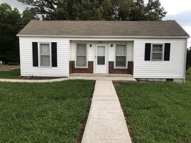 1293 Pike Hill Rd, Mc Minnville, TN 37110 (MLS #RTC2180302) :: Village Real Estate