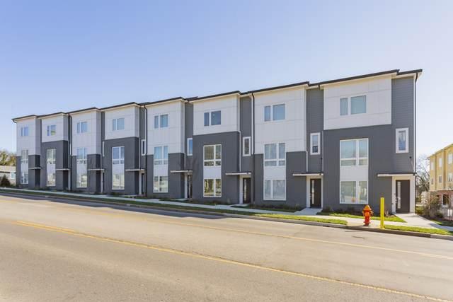 1050 E Trinity Ln #3, Nashville, TN 37216 (MLS #RTC2180406) :: RE/MAX Homes And Estates