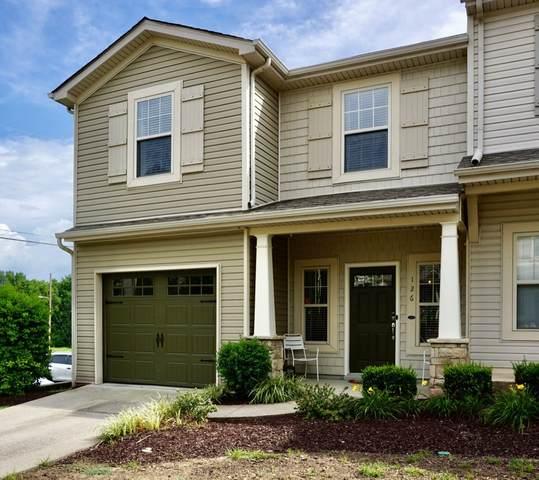 735 Tulip Grove Rd #126, Hermitage, TN 37076 (MLS #RTC2180473) :: Felts Partners