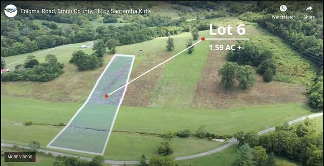 0 Enigma Rd, Chestnut Mound, TN 38552 (MLS #RTC2180565) :: Village Real Estate
