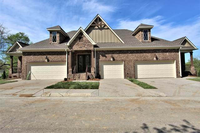 5018 Southfork Blvd #14, Old Hickory, TN 37138 (MLS #RTC2180607) :: The Milam Group at Fridrich & Clark Realty