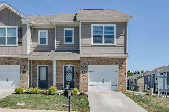 313 Nixon Way, La Vergne, TN 37086 (MLS #RTC2180695) :: The Group Campbell