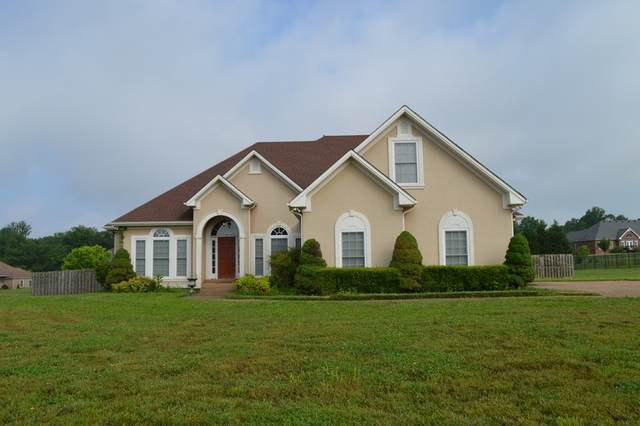 812 Little Springs Rd, Clarksville, TN 37040 (MLS #RTC2180897) :: FYKES Realty Group