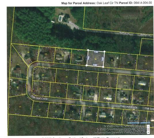 0 Oak Leaf Cir Lot 18, Winchester, TN 37398 (MLS #RTC2180904) :: The Group Campbell