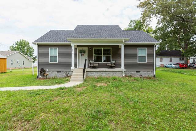 210 23rd Ave E, Springfield, TN 37172 (MLS #RTC2181163) :: The DANIEL Team | Reliant Realty ERA