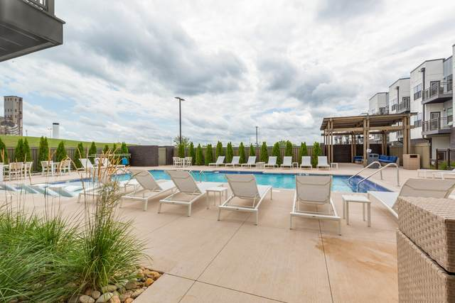 1638 54th Avenue N #322, Nashville, TN 37209 (MLS #RTC2181341) :: The Milam Group at Fridrich & Clark Realty