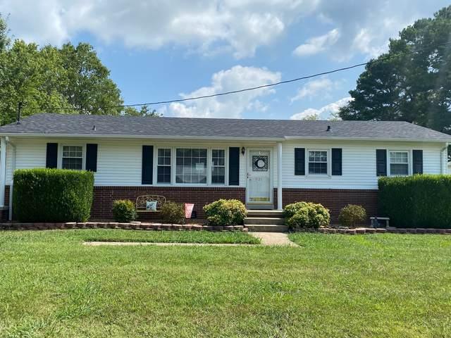 921 Woodland Ave, Shelbyville, TN 37160 (MLS #RTC2181357) :: Village Real Estate