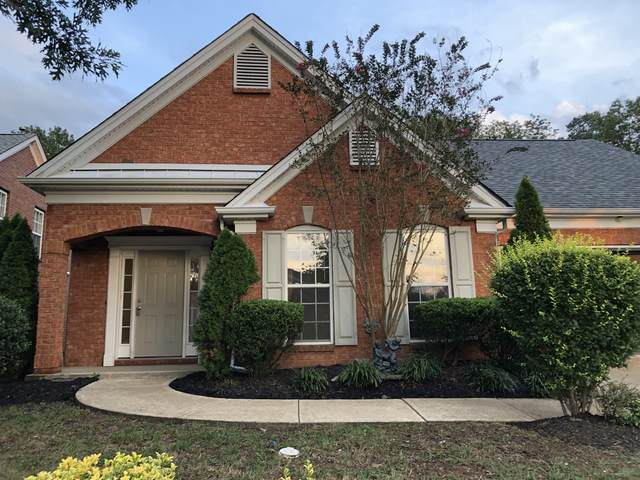 9727 Northfork Dr, Brentwood, TN 37027 (MLS #RTC2181363) :: The Group Campbell