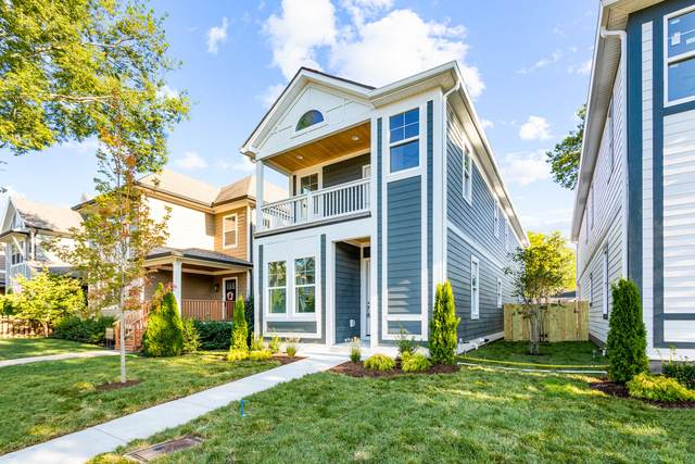 4307 Dakota Ave, Nashville, TN 37209 (MLS #RTC2181395) :: RE/MAX Homes And Estates