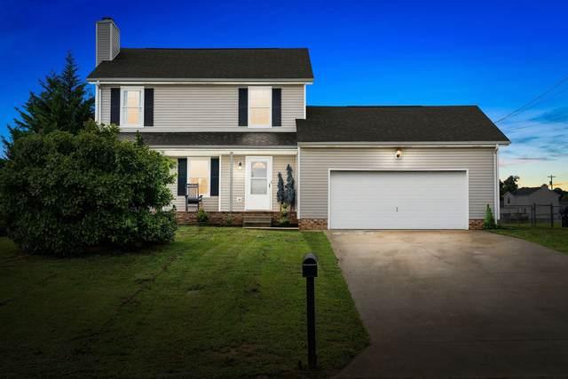 3724 Heather Dr, Clarksville, TN 37042 (MLS #RTC2181404) :: Village Real Estate