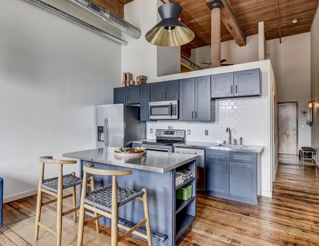 1350 Rosa L Parks Blvd #438 #438, Nashville, TN 37208 (MLS #RTC2181469) :: The Milam Group at Fridrich & Clark Realty