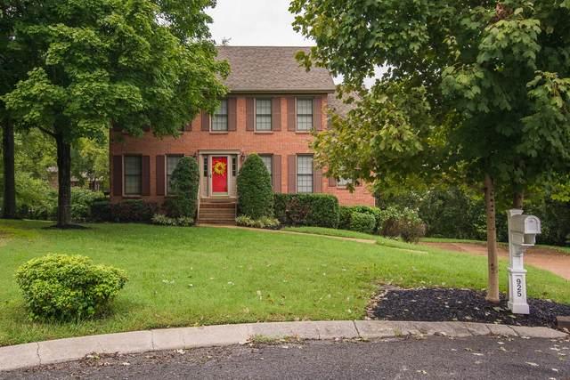 925 Fireside Ct, Brentwood, TN 37027 (MLS #RTC2181481) :: Village Real Estate