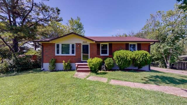 330 Alta Loma Rd, Goodlettsville, TN 37072 (MLS #RTC2181784) :: Village Real Estate
