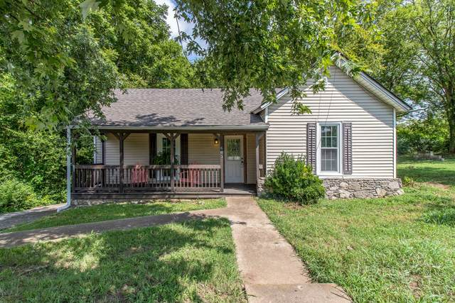 603 South Main Street, Mount Pleasant, TN 38474 (MLS #RTC2181964) :: Village Real Estate