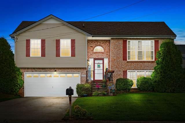 3399 Summerfield Dr, Clarksville, TN 37042 (MLS #RTC2182006) :: Village Real Estate