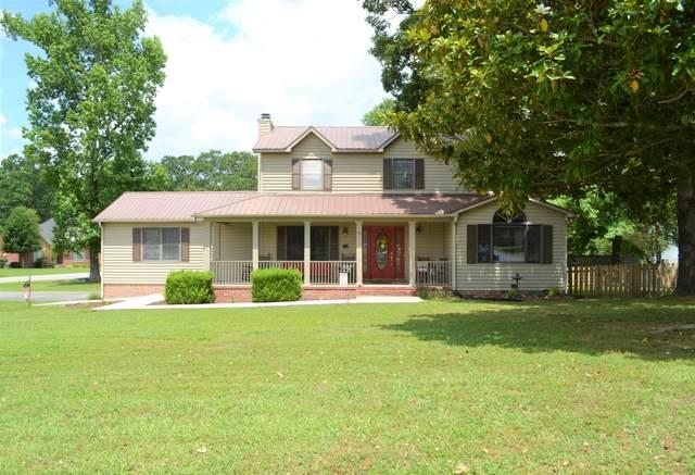 67 Mortons Lake Rd, Manchester, TN 37355 (MLS #RTC2182076) :: Village Real Estate