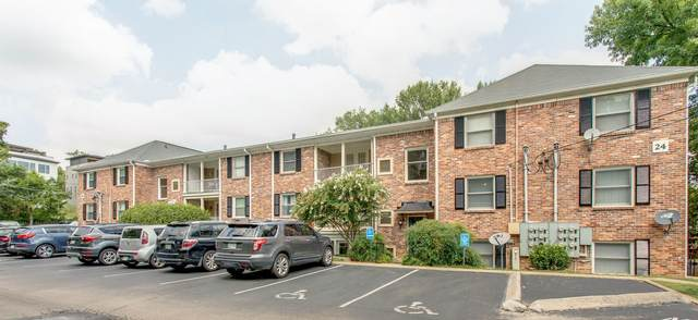 5025 Hillsboro Pike 24-S, Nashville, TN 37215 (MLS #RTC2182257) :: The Milam Group at Fridrich & Clark Realty