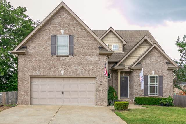 2828 Maylon Dr, Murfreesboro, TN 37128 (MLS #RTC2182438) :: Village Real Estate