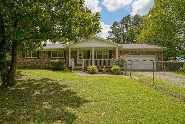 120 Mrs Gower Rd, Lawrenceburg, TN 38464 (MLS #RTC2182836) :: Village Real Estate