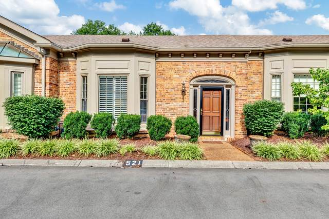 521 Armistead Pl, Nashville, TN 37215 (MLS #RTC2182837) :: Adcock & Co. Real Estate