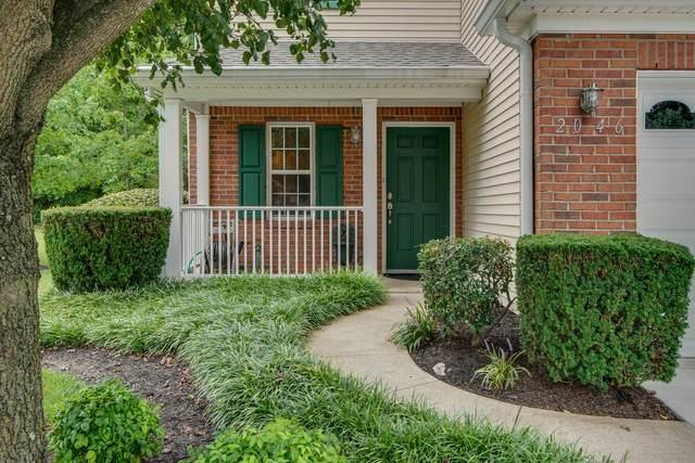 2046 Nashboro Blvd #57, Nashville, TN 37217 (MLS #RTC2182994) :: Village Real Estate