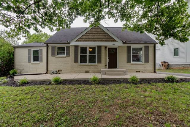 1805 Cahal Ave, Nashville, TN 37206 (MLS #RTC2183200) :: The Milam Group at Fridrich & Clark Realty