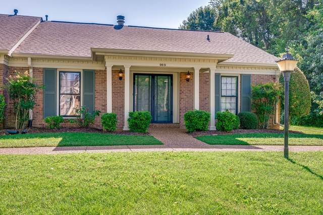 969 General George Patton Rd, Nashville, TN 37221 (MLS #RTC2183649) :: Berkshire Hathaway HomeServices Woodmont Realty