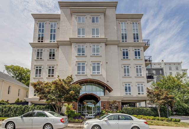 3014 Hedrick St #505, Nashville, TN 37203 (MLS #RTC2183694) :: Wages Realty Partners