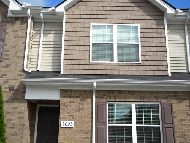 2023 Debonair Ln, Murfreesboro, TN 37128 (MLS #RTC2183793) :: PARKS