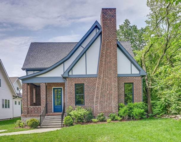1819 Sweetbriar Ave, Nashville, TN 37212 (MLS #RTC2183805) :: Cory Real Estate Services