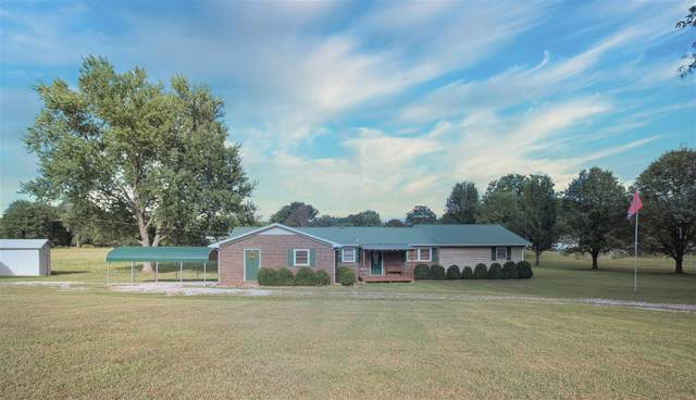 110 Knights Church Rd, Decherd, TN 37324 (MLS #RTC2183845) :: The Kelton Group