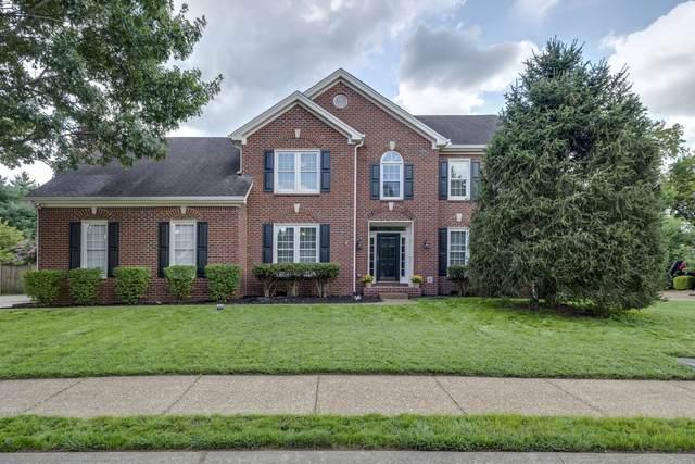 5204 Fredericksburg Way E, Brentwood, TN 37027 (MLS #RTC2183857) :: Village Real Estate