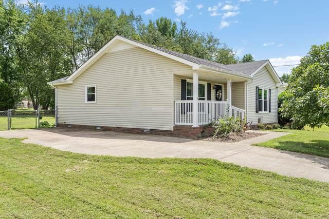 607 Joshua Dr, Clarksville, TN 37042 (MLS #RTC2183877) :: Village Real Estate