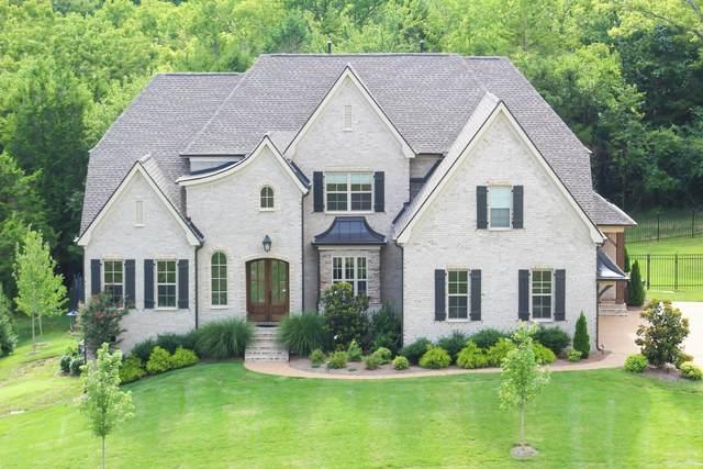 1887 Barnstaple Ln, Brentwood, TN 37027 (MLS #RTC2183911) :: Village Real Estate