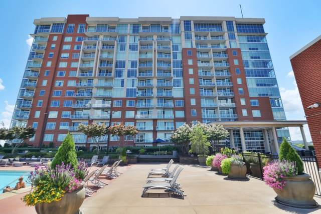 600 12th Ave S #203, Nashville, TN 37203 (MLS #RTC2183938) :: The Milam Group at Fridrich & Clark Realty