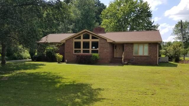 115 College St, Puryear, TN 38251 (MLS #RTC2183955) :: DeSelms Real Estate