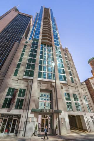 415 Church St #2205, Nashville, TN 37219 (MLS #RTC2183958) :: The DANIEL Team | Reliant Realty ERA