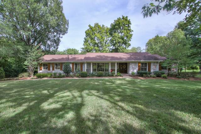 4604 Tara Dr, Nashville, TN 37215 (MLS #RTC2183984) :: Felts Partners