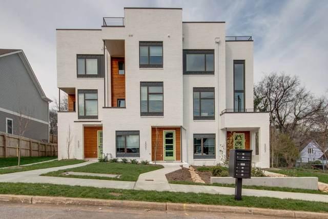 2005 Beech Ave, Nashville, TN 37204 (MLS #RTC2183994) :: The Helton Real Estate Group