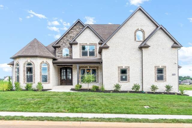 85 Hartley Hills, Clarksville, TN 37043 (MLS #RTC2184227) :: Ashley Claire Real Estate - Benchmark Realty