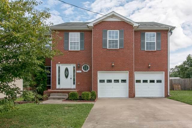 3391 Queensbury Rd, Clarksville, TN 37042 (MLS #RTC2184264) :: Village Real Estate