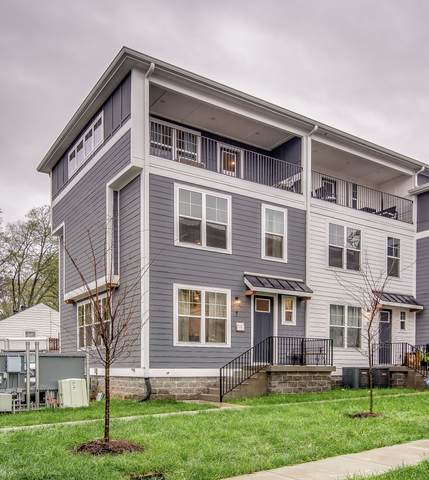 105 Duke St #7, Nashville, TN 37207 (MLS #RTC2184512) :: Kimberly Harris Homes